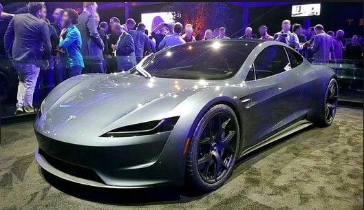 cómo Funciona el Innovador Tesla Roadster