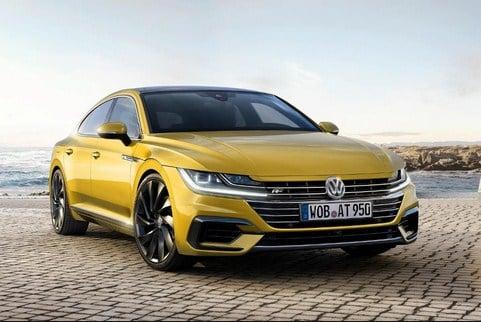 Potencia, Comodidad y Lujo del Nuevo VW Arteon