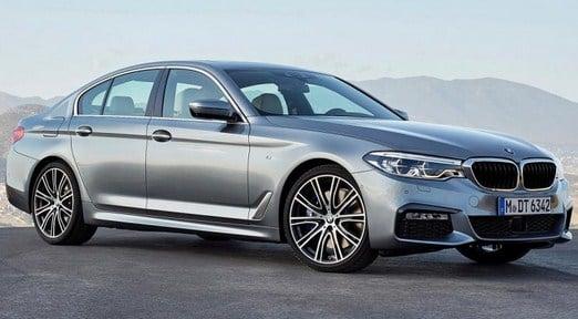 Características que Determinan la Calificación de un BMW Serie 5