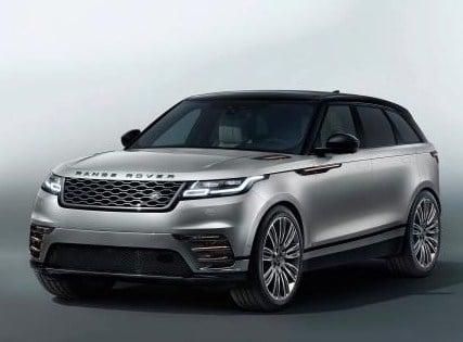 Funcionalidad del Range Rover Velar