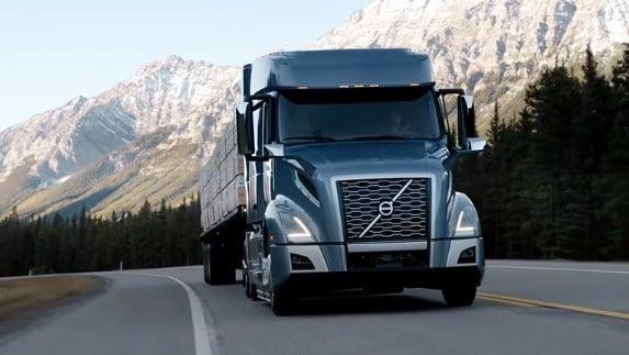 Innovaciones de los camiones Volvo