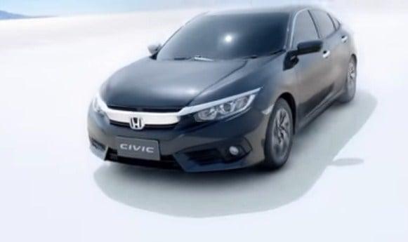 Tecnologia del Honda Civic 2019