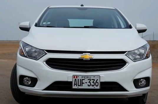 Tecnologia del Chevrolet Onix