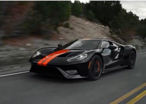 Tecnologia del Ford GT 2017