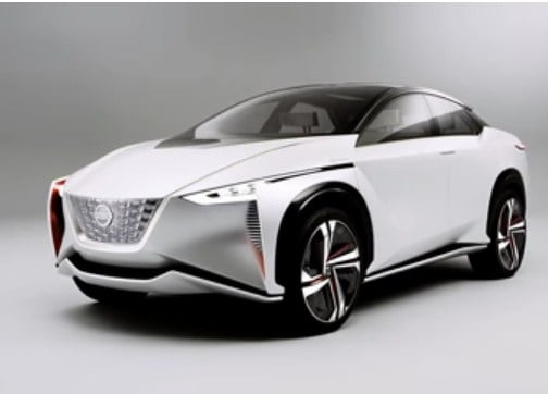 Tecnologia del Nissan IMx