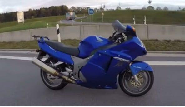 Velocidad de las Motos Honda