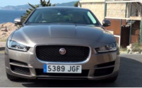 Tecnologia del Jaguar XE