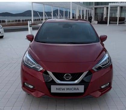 Tecnologia del Nissan Micra