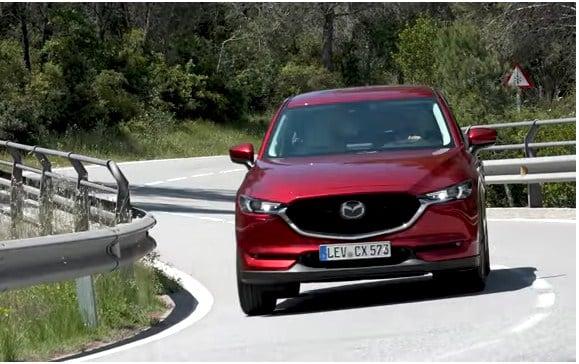 Seguridad de la Mazda CX-5