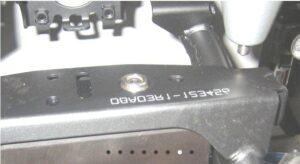 marcaje de chasis y grabado