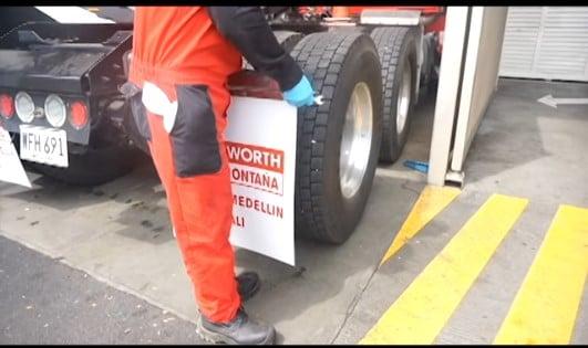 Como hacer mantenimiento del camión