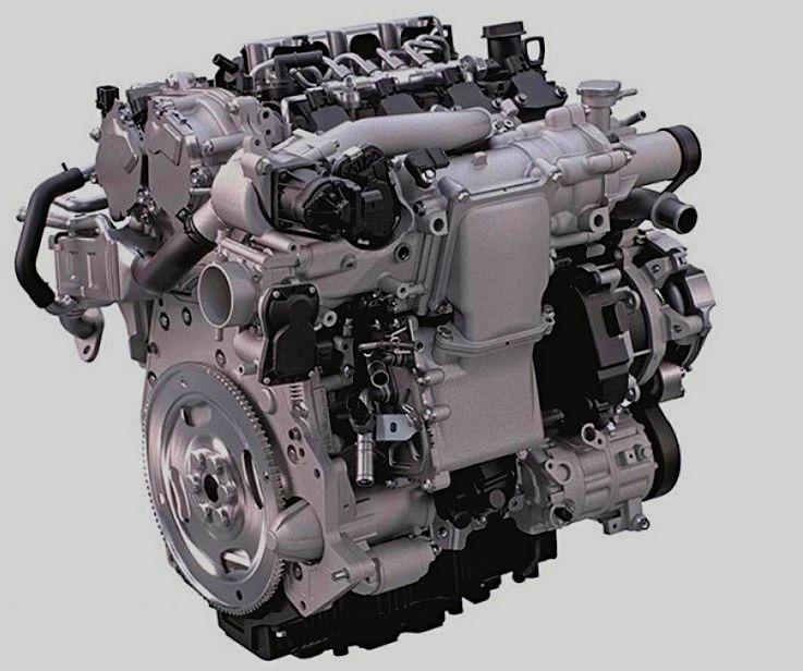 Motor de un Coche funcionamiento