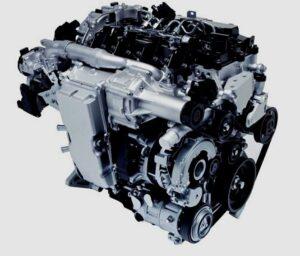 Motor de un Coche partes